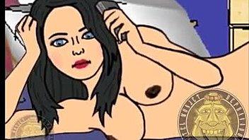 καλύτερο καρτούν πορνό Anime σοκαρισμένος από το μεγάλο πέος